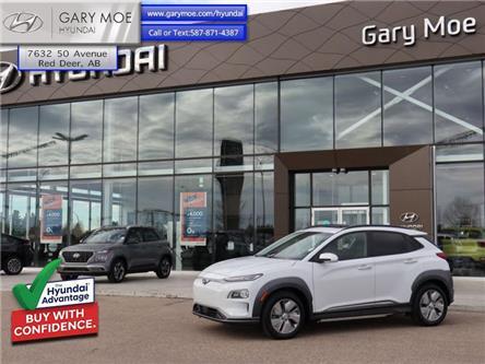 2021 Hyundai Kona EV Ultimate (Stk: 1KN3910) in Red Deer - Image 1 of 11