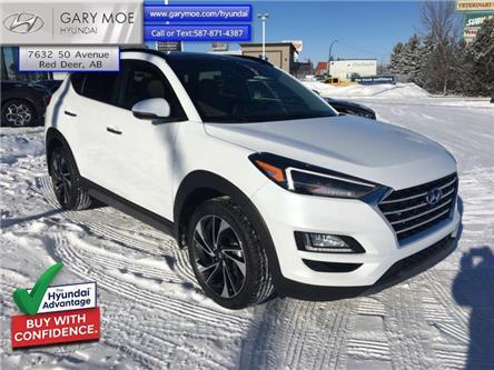 2021 Hyundai Tucson 2.4L Ultimate AWD (Stk: 1TU0050) in Red Deer - Image 1 of 10