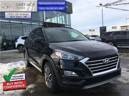 2021 Hyundai Tucson 2.4L Luxury AWD (Stk: 1TU6572) in Red Deer - Image 1 of 12