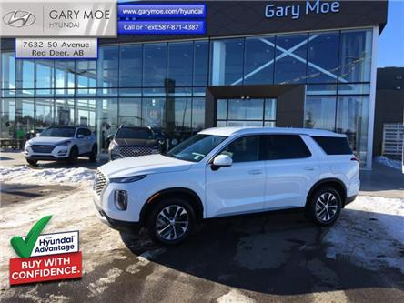 2021 Hyundai Palisade Essential 8-Passenger AWD (Stk: 1PL7275) in Red Deer - Image 1 of 8