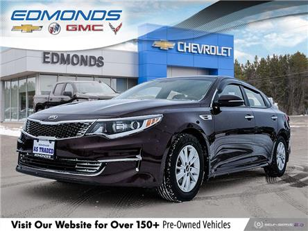 2016 Kia Optima LX (Stk: 0882A) in Huntsville - Image 1 of 27