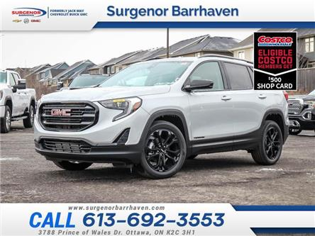 2021 GMC Terrain SLE (Stk: 210109) in Ottawa - Image 1 of 21