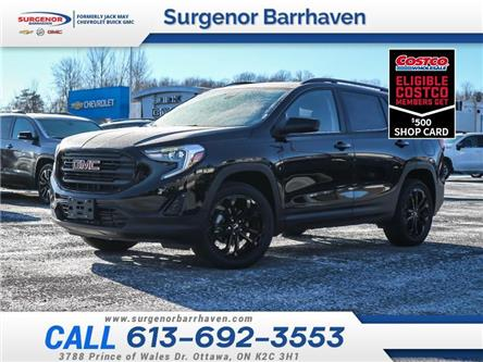 2021 GMC Terrain SLE (Stk: 210124) in Ottawa - Image 1 of 21