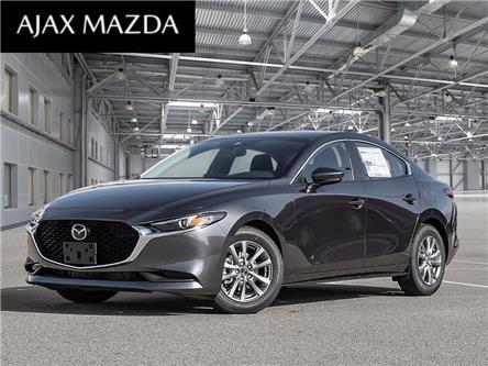 2020 Mazda Mazda3 GS (Stk: 20-1209) in Ajax - Image 1 of 23