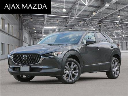 2021 Mazda CX-30 GS (Stk: 21-0047) in Ajax - Image 1 of 23
