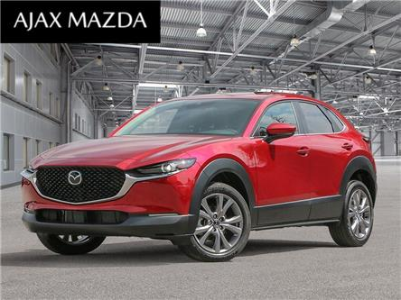 2021 Mazda CX-30 GS (Stk: 21-0070) in Ajax - Image 1 of 23