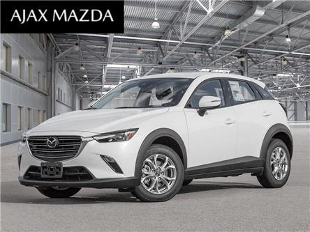 2021 Mazda CX-3 GS (Stk: 21-1012) in Ajax - Image 1 of 23