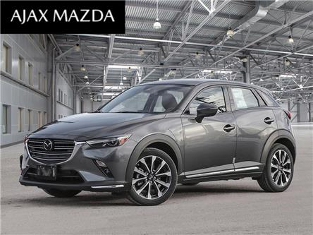 2021 Mazda CX-3 GT (Stk: 21-1062) in Ajax - Image 1 of 23