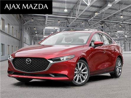 2021 Mazda Mazda3 GT w/Turbo (Stk: 21-1118) in Ajax - Image 1 of 23