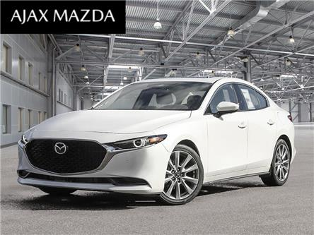 2021 Mazda Mazda3 GT w/Turbo (Stk: 21-1119) in Ajax - Image 1 of 23