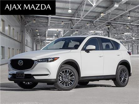 2021 Mazda CX-5 GS (Stk: 21-1125) in Ajax - Image 1 of 10