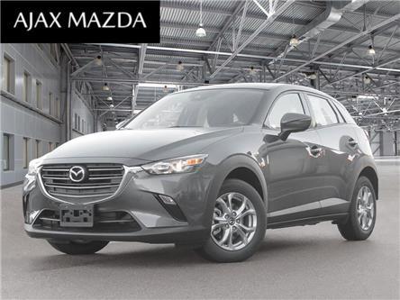 2021 Mazda CX-3 GS (Stk: 21-1138) in Ajax - Image 1 of 23