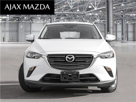 2021 Mazda CX-3 GS (Stk: 21-1229) in Ajax - Image 1 of 22
