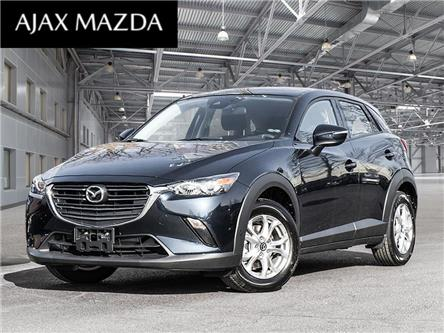 2021 Mazda CX-3 GS (Stk: 21-1228) in Ajax - Image 1 of 23