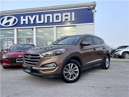 2017 Hyundai Tucson  (Stk: H12713A) in Peterborough - Image 1 of 28