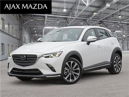 2021 Mazda CX-3 GT (Stk: 21-1297) in Ajax - Image 1 of 23