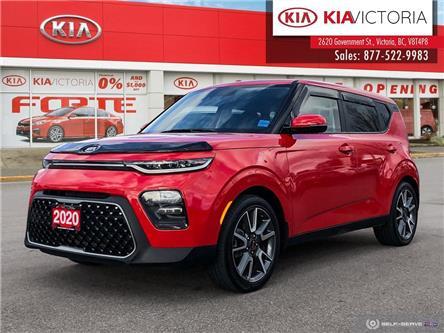 2020 Kia Soul EX Premium (Stk: A1784) in Victoria - Image 1 of 19