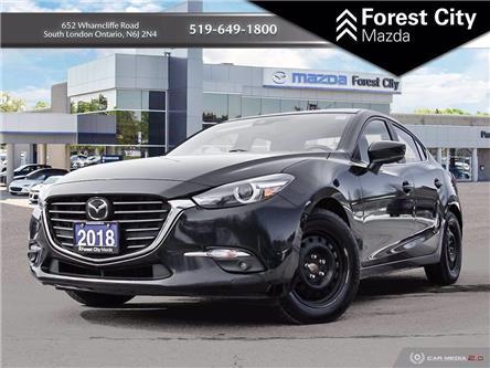 2018 Mazda Mazda3 GT (Stk: MW0168) in London - Image 1 of 27
