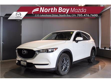 2019 Mazda CX-5 GX (Stk: 2137A) in North Bay - Image 1 of 20