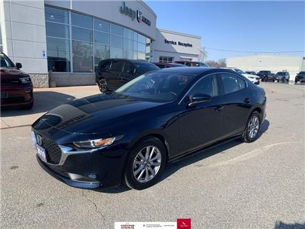 2019 Mazda Mazda3  (Stk: U04733) in Chatham - Image 1 of 21