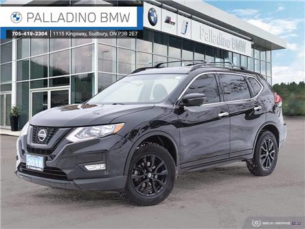 2018 Nissan Rogue Midnight Edition (Stk: BC0025) in Sudbury - Image 1 of 27