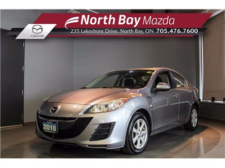 2010 Mazda Mazda3 GS (Stk: 21121B) in Sudbury - Image 1 of 22