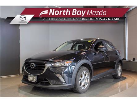 2017 Mazda CX-3 GS (Stk: 21117A) in Sudbury - Image 1 of 20