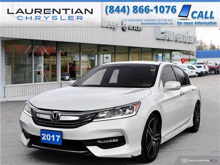 2017 Honda Accord Sport (Stk: 21192A) in Sudbury - Image 1 of 26