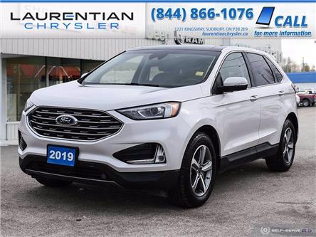 2019 Ford Edge SEL (Stk: 20456A) in Sudbury - Image 1 of 28