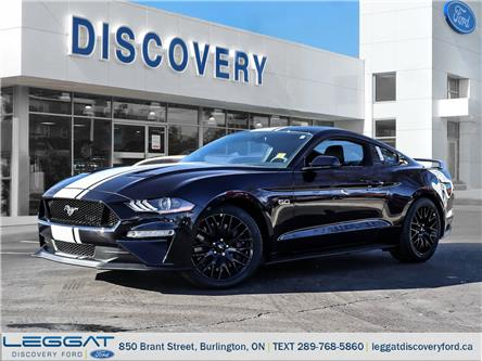 2021 Ford Mustang GT Premium (Stk: MU21-08161) in Burlington - Image 1 of 18