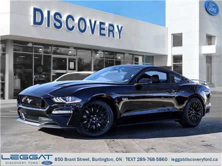 2021 Ford Mustang GT Premium (Stk: MU21-08578) in Burlington - Image 1 of 19