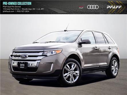 2014 Ford Edge Limited (Stk: T19109A) in Woodbridge - Image 1 of 20