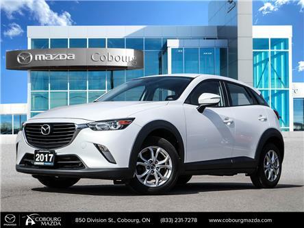 2017 Mazda CX-3 GS (Stk: 21089A) in Cobourg - Image 1 of 28