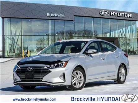 2019 Hyundai Elantra  (Stk: P7164A) in Brockville - Image 1 of 30