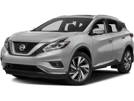 2015 Nissan Murano Platinum (Stk: 2018-149U) in North Bay - Image 1 of 7