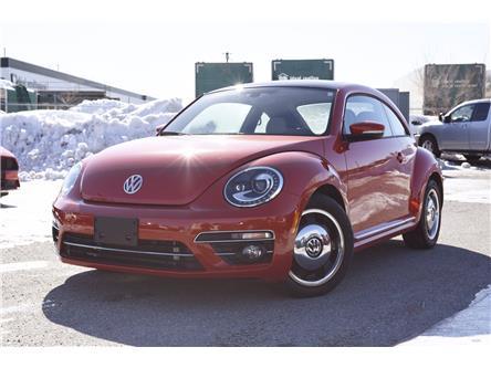 2018 Volkswagen Beetle 2.0 TSI Coast (Stk: P2449) in Ottawa - Image 1 of 25