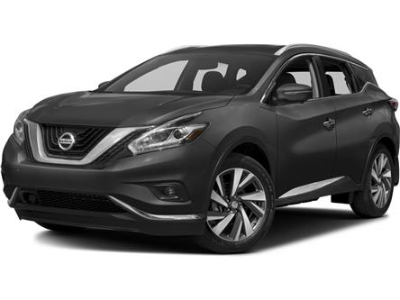 2017 Nissan Murano SL (Stk: ) in North Bay - Image 1 of 7