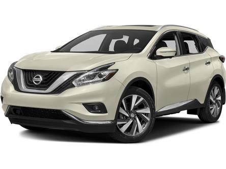 2017 Nissan Murano SL (Stk: 2021-035U) in North Bay - Image 1 of 6