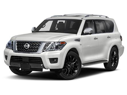 2020 Nissan Armada Platinum (Stk: 2020-269) in North Bay - Image 1 of 9