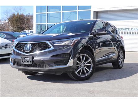 2019 Acura RDX Elite (Stk: P19496) in Ottawa - Image 1 of 27