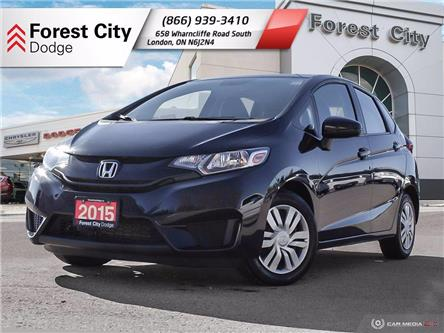2015 Honda Fit LX (Stk: 21-5010A) in London - Image 1 of 22