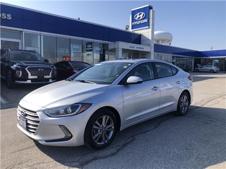2018 Hyundai Elantra GL SE (Stk: 30880A) in Scarborough - Image 1 of 20