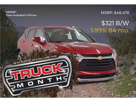 2021 Chevrolet Blazer True North (Stk: M01152) in Watrous - Image 1 of 49
