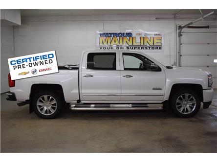 2018 Chevrolet Silverado 1500 High Country (Stk: M01122A) in Watrous - Image 1 of 50
