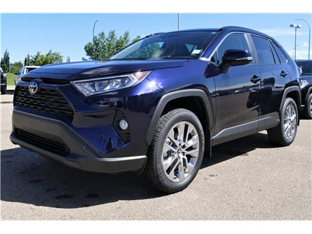 2021 Toyota RAV4 XLE (Stk: RAM083) in Lloydminster - Image 1 of 18