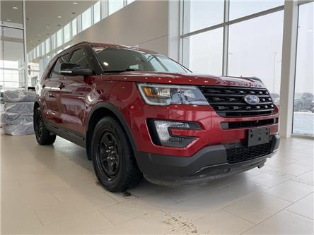 2016 Ford Explorer Sport (Stk: 71009A) in Saskatoon - Image 1 of 23