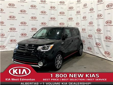 2017 Kia Soul SX Turbo Tech (Stk: BM4047) in Edmonton - Image 1 of 34