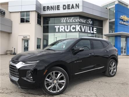 2021 Chevrolet Blazer Premier (Stk: 15692) in Alliston - Image 1 of 20