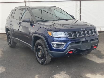 2017 Jeep Compass Trailhawk (Stk: 17079A) in Thunder Bay - Image 1 of 19