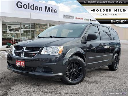 2017 Dodge Grand Caravan CVP/SXT (Stk: 20018A) in North York - Image 1 of 26